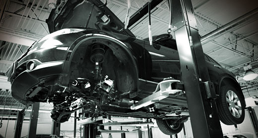 Repairs to a high standard in line with manufacturers' guidelines